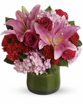 FABULOUS PINK Vase Arrangement