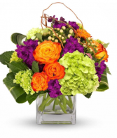 FABULOUS SPRING Vase Arrangement