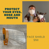 Face Shield Add-On