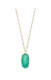 Faceted Reid Long Necklace