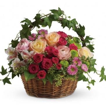 Fairest of All Floral Bouquet