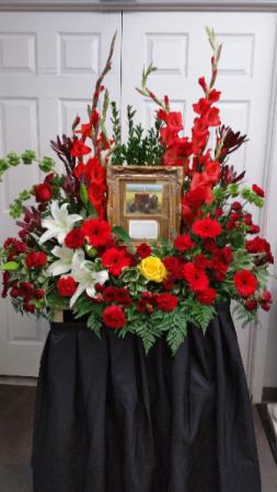 Fairwell my Love Cremation/Memorial