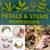 Reserve Both Workshops $60 per Person