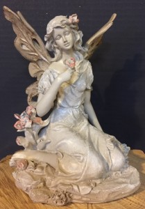 Fairy of the Rose