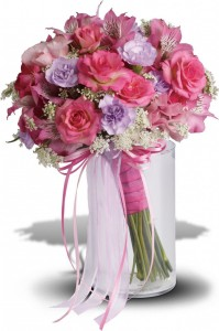 Fairy Rose Bouquet T204-1A