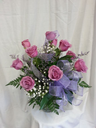 Fairy Tale Lavender Roses