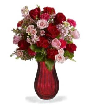 Fairy Tale Romance SOLD OUT Floral Bouquet in Whitesboro, NY | KOWALSKI FLOWERS INC.