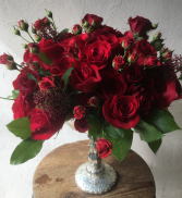 Fairytale Red Rose Arrangement