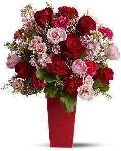 Fairytale valentine Valentine's Day Flowers