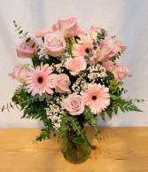 Faith and Hope Vase Arrangement