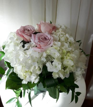 Faith Floral  Vase Arrangement