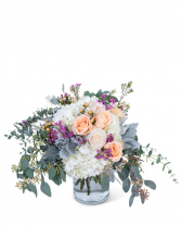 Faith, Hope and Love Flower Arrangement