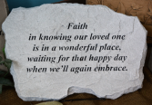 FAITH STONE SYMPATHY STONE