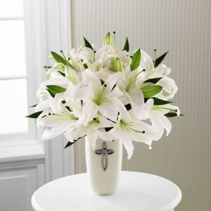Faithful Blessings Bouquet by FTD  in Auburn, AL | AUBURN FLOWERS & GIFTS