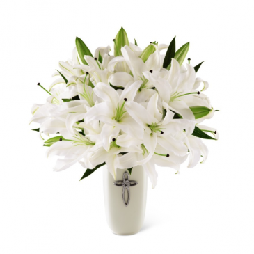 Faithful Blessings™ Bouquet - VASE INCLUDED