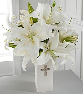 Faithful Blessings Vase Arrangement