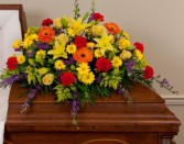 Faithful Casket Casket Flowers