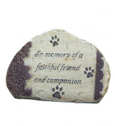 Faithful Friend Pet Sympathy Gifts