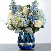Faithful Guardian Bouquet FTD Vase arrangement