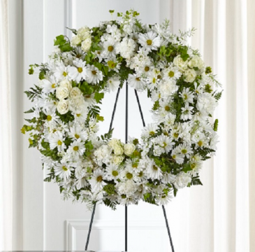Faithful Wishes Wreath PFD-SW-100   (S5252)