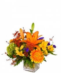 FALL A GLOW Arrangement