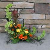 Fall A-Symmetrical Fall Garden Flowers