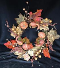 Fall Abundance Wreath Fall Wreath