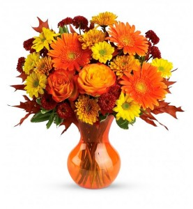 Fall Beauty Arrangement in Lexington, NC | RAE'S NORTH POINT FLORIST INC.