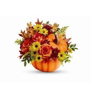 Fall Beauty Arrangement