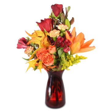 Fall Blessings Arrangement