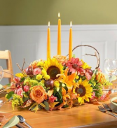 FALL BLESSINGS Fall Centerpiece
