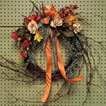 Fall Blooms Fall