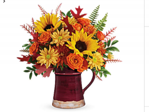 Fall Blossoms  Fresh flowers in Fairfield, OH | NOVACK-SCHAFER FLORIST