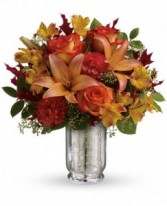 Fall Blush Bouquet  Arrangement