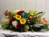 Fall Bounty Centerpiece