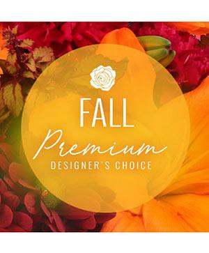 Fall Bouquet Premium Designer's Choice in Wagener, SC | The Petal Shoppe