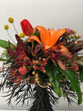 Fall Bouquet Wedding