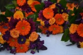 fall bouquets wedding