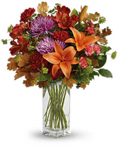 Fall Brights Bouquet Arrangement