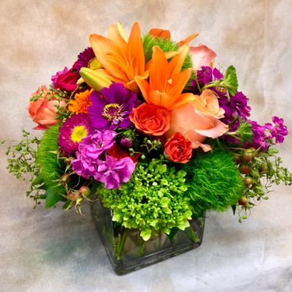 Unique  Chic Bouquet
