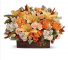 Fall Chic Bouquet Fall Flowers