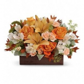 Fall Chic Bouquet Floral Arrangement