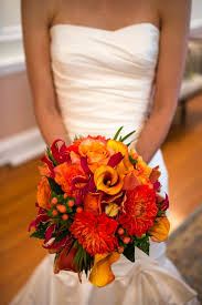 Fall Colours for a fall wdding For both a Bride and Bridesmaid ...Can be made smaller for your girls