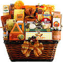 Fall Decorated Goodie & Snack Basket Gourmet Gift Basket