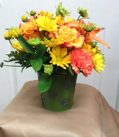 Fall Delight Everyday Arrangement