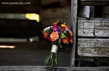 Fall Eleganc Wedding Bouquet