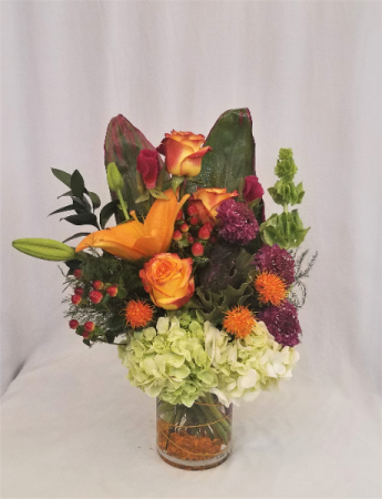 Fall Fancy Arrangement