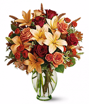 Fall Fantasia Arrangement in Riverside, CA | RIVERSIDE BOUQUET FLORIST