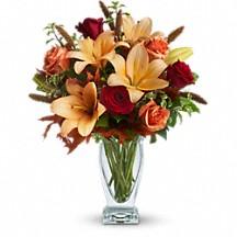 Fall Fantasia Floral Bouquet in Whitesboro, NY | KOWALSKI FLOWERS INC.