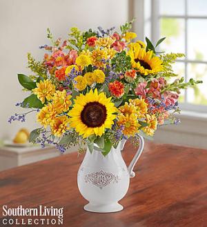 Fall Farmhouse Pitcher 1-800 FLOWERS BOUQUET in Saint Louis, MO | SOUTHERN FLORAL SHOP